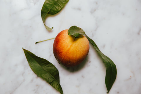 The Botanical Journey, Peaches, A Story of Peaches, Peach Tree, Prunus Persica