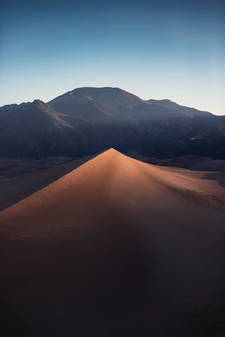 Great Sand Dunes National Park, Star Dune