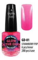MIA SECRET GLOW IN THE DARK NAIL POLISH