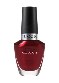 Cuccio Colour Nail Polish Moscow Red Square, 6029