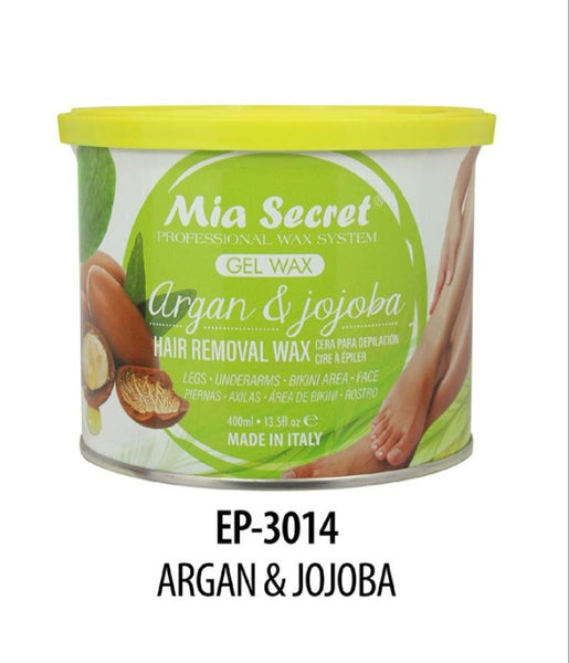 MIA SECRET GEL & CREAM HAIR REMOVAL WAX