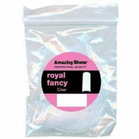 Amazing Shine Royal Fancy Tip Clear #1 50pcs, AS-123