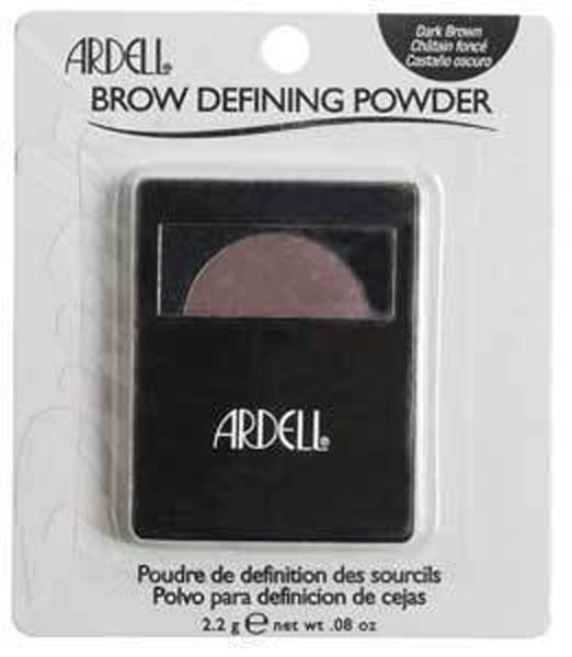 Ardell Brow Defining Powder Dark Brown - 68055