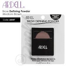 Ardell Brow Defining Powder Medium Brown - 68047