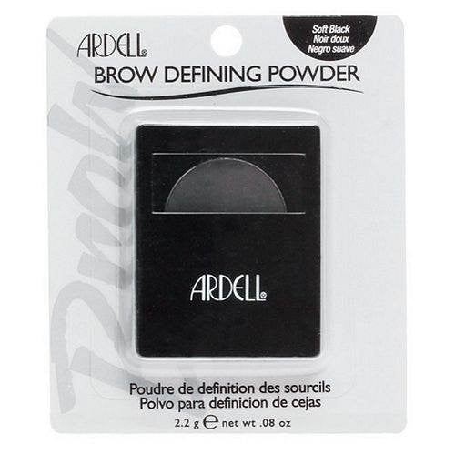 Ardell Brow Defining Powder Soft Black - 68046