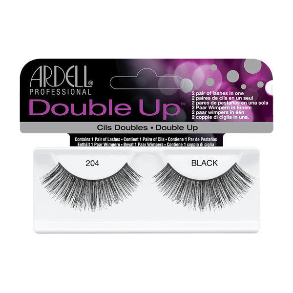 Ardell Double Up Lashes 204 Black - 61421