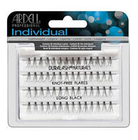 Ardell Individuals Knot-Free Long Black - 65054