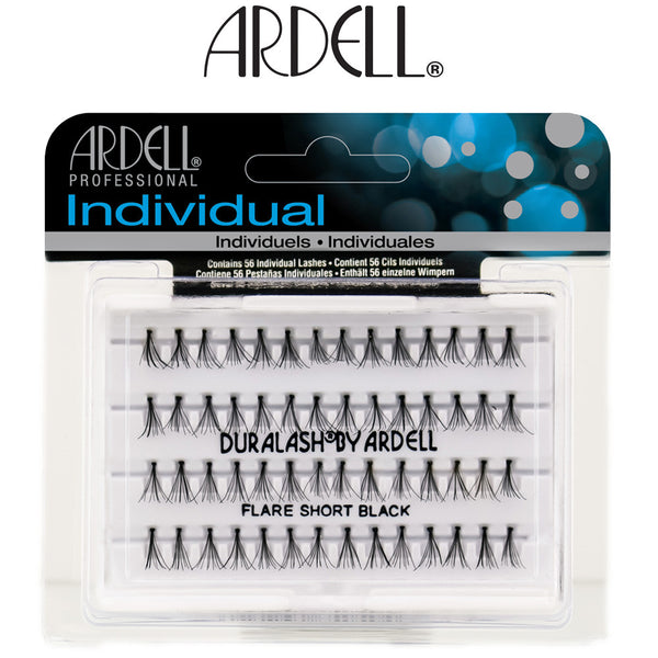 Ardell Individuals Knotted Short Black - 65095