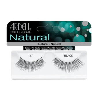 Ardell Natural 117 Black - 65005