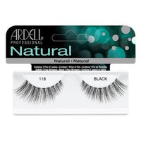 Ardell Natural 118 Black - 65091