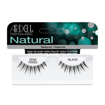 Ardell Natural Demi Pixies Black - 65014