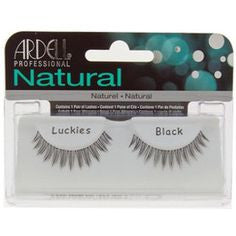 Ardell Natural Luckies Black - 65030