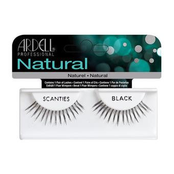 Ardell Natural Scanties Black - 65017