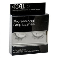 Ardell Strip Lashes 6-Pack Babies Black - 60068