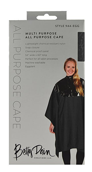 Betty Dain Multi-Purpose Chemical Cape
