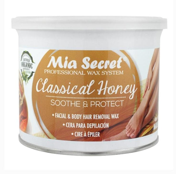 MIA SECRET CLASSICAL HONEY BODY WAX