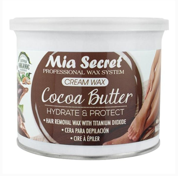 MIA SECRET COCOA BUTTER BODY WAX