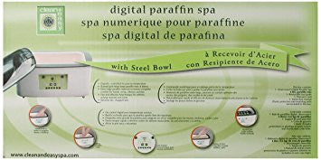 C&E Digital Paraffin Spa Bath