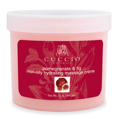 Cuccio Hydrating Massage Creme Pomegranate & Fig 26oz, 3129