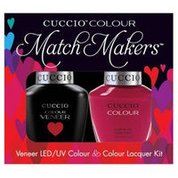 Cuccio Matchmaker Kit Heart and Seoul, 6016