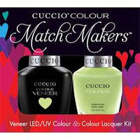 Cuccio Matchmaker Kit In the Key of Lime , 6103