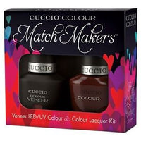 Cuccio Matchmaker Kit Pompeii it Forward , 6148