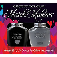 Cuccio Matchmaker Kit Soaked in Seattle, 6055