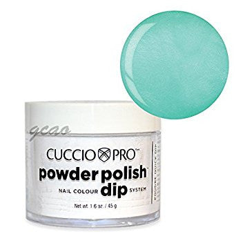 Cuccio Powder Polish 1.6oz Aquamarine, 5546