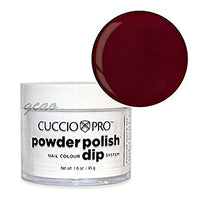 Cuccio Powder Polish 1.6oz Deep Rose, 5522