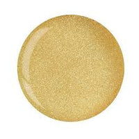 Cuccio Powder Polish 1.6oz Metallic Lemon Gold, 5523