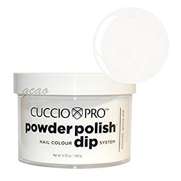 Cuccio Powder Polish 5.75oz Clear, 5516