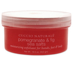 Cuccio Sea Salts Pomegranate & Fig 19.5oz, 3095
