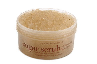 Cuccio Sea Salts Vanilla Bean Sugar Scrub 19.5oz, 3225