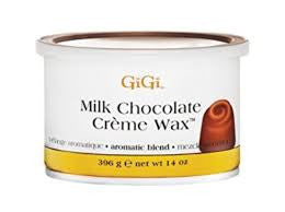 GiGi Milk Chocolate Creme Wax 14oz, G0251