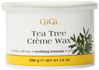 GiGi Tea Tree Creme Wax 14oz, G0240