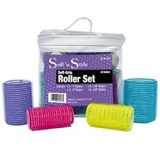 Soft N Style Self Grip Roller Set