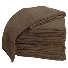 Soft n Style Towels Brown 10pk
