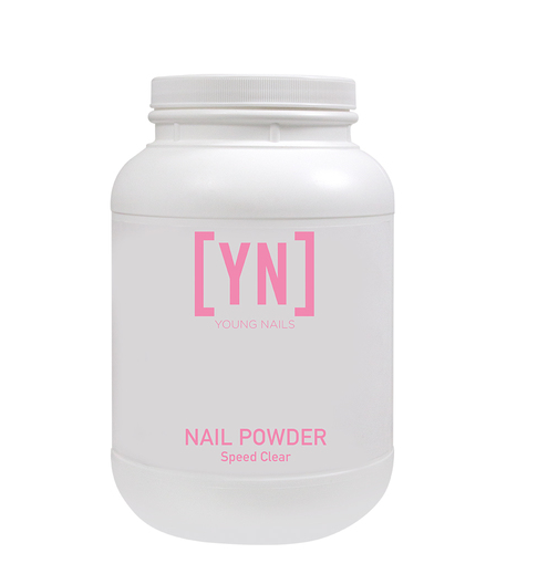 Young Nails Acrylic Speed Clear Powder 2268