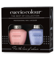 Cuccio Color Duo, The Best of Collection, 6238