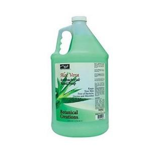 Pro Nail Antibacterial Aloe Vera Liquid Soap 128oz