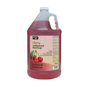 Pro Nail Antibacterial Cherry Liquid Soap 128oz