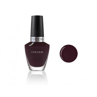 Cuccio Colour Nail Polish Romania After Dark, 6056