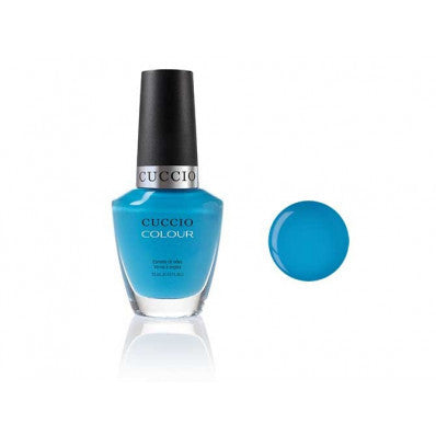 Cuccio Colour Nail Polish St. Barts in a Bottle, 6040