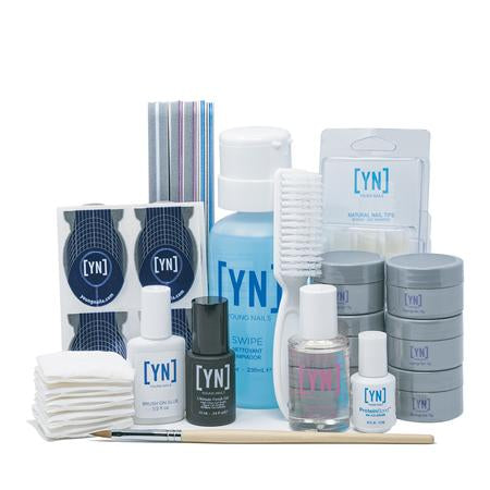 Young Nails Kit Professional Gel Synergy