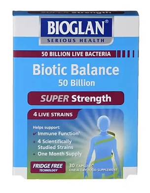 Bioglan Biotic Balance High Strength (30 Capsules)