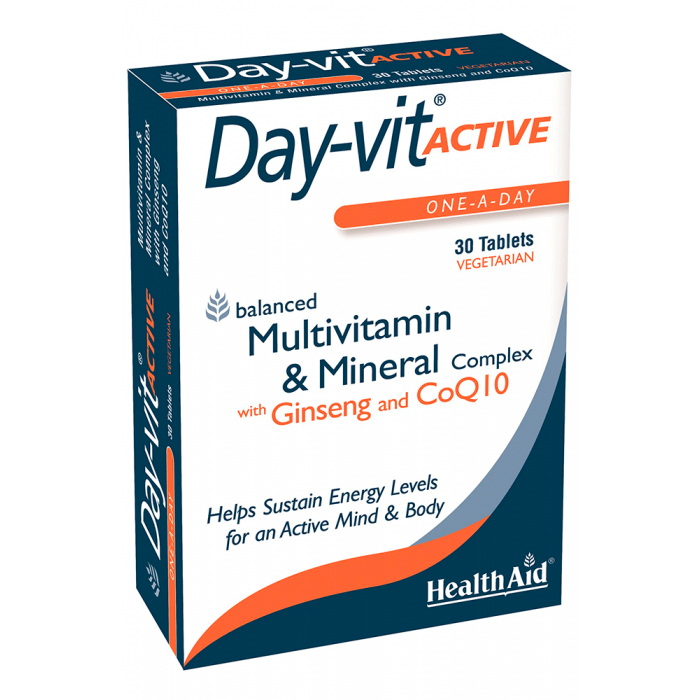 HealthAid Day-vit® ACTIVE Tablets