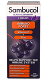 Sambucol Immuno Forte Black Elderberry Formula (120ml)