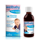 Vitabiotics Wellbaby Multivitamin Syrup