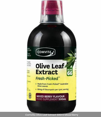 Comvita Olive Leaf Extract - Mixed Berry