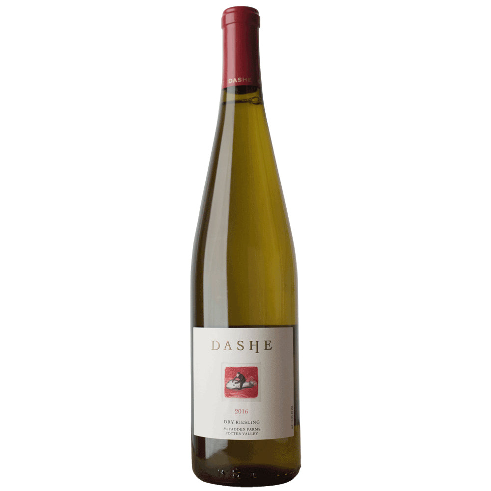 Dashe Cellars McFadden Farm Dry Riesling 2016 750ML